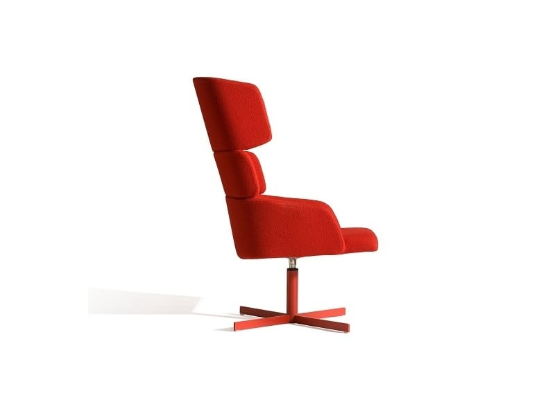 Concord 527UCG, Swivel relax armchair with return movement