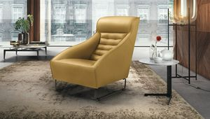 Dalia, Armchair enveloping like a hug