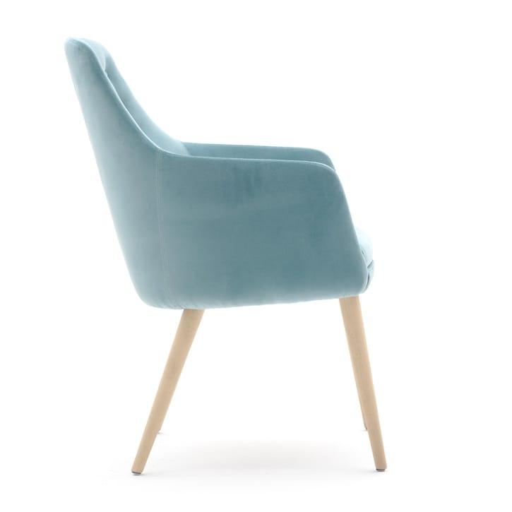 Danielle 03631K, Modern fireproof armchair