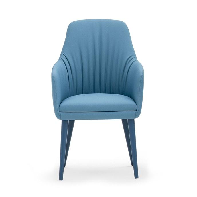 Danielle 03632, Armchair with high back