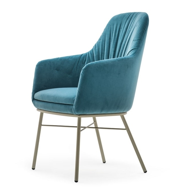 Danielle 03635, Armchair with detachable seat