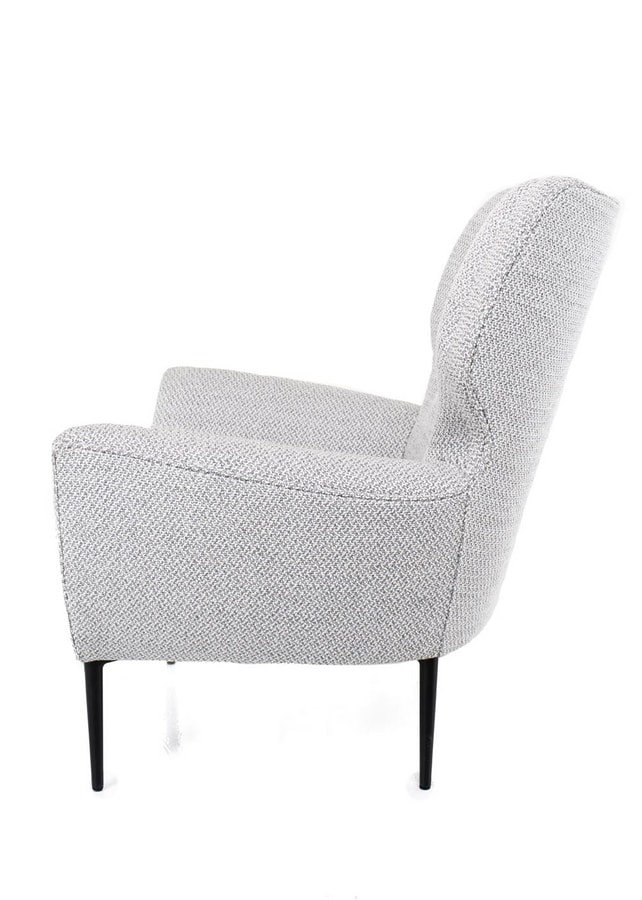 Demi, Pretty armchair in design and shapes