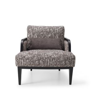 Dilan Art. D85, Armchair with upholstered armrests
