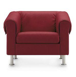 Dream 801, Upholstered polyurethane foam armchair