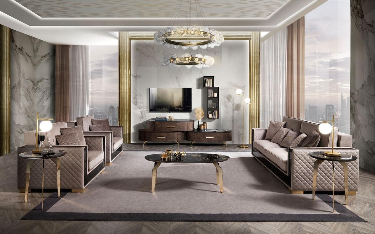 Incanto armchair, Elegant armchair