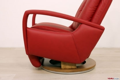 Poltrone Moderne Relax.Modern Manual Relax Armchair With An Attractive Design
