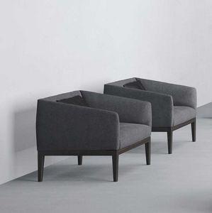 Life armchair, Minimal armchair, for lounge areas