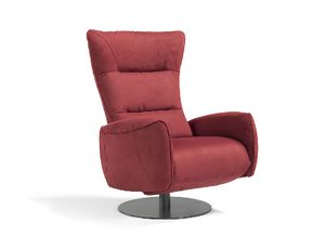 Mira, Relax armchair with electric mechanism