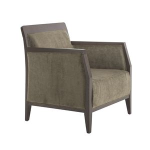 MP49EM, Fabric armchair for hotel