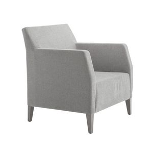 MP49SM, Elegant armchair for hotel reception