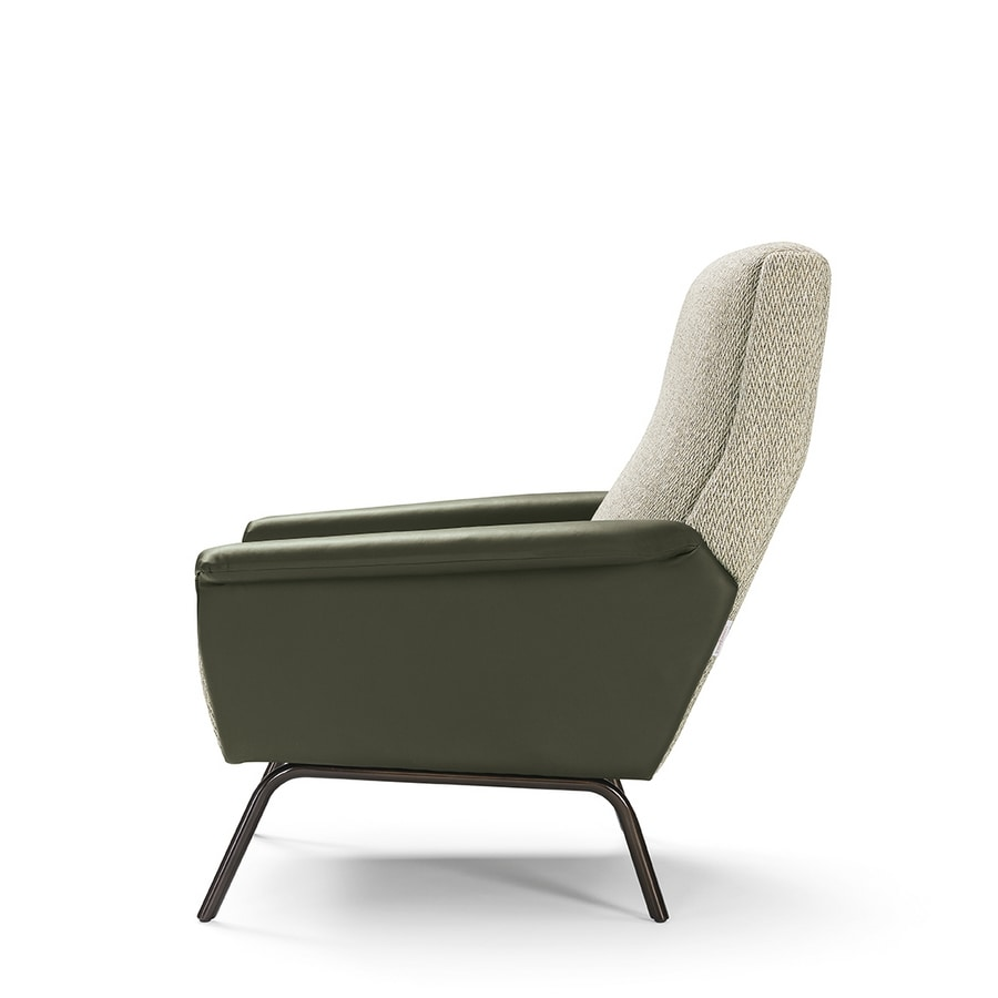 Regina, Armchair with double upholtery