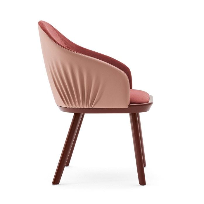 Rivolì 03333, Fireproof armchair for restaurants