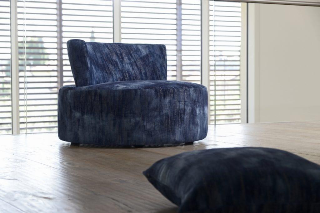 Rondo, Round Armchair