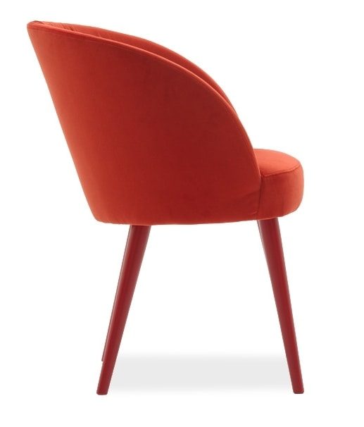 Rose 03030, Armchair for hotels and restaurants