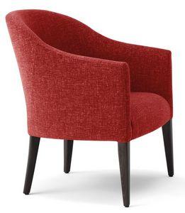 Sarina-XL, Durable armchair for restaurants