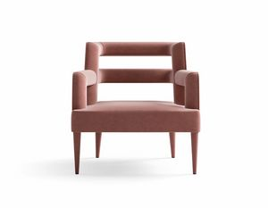 Starlight Art. ST776, Armchair upholstered in fabric