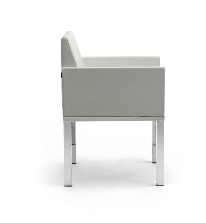 Tre-Di armchair, Armchair for waiting areas