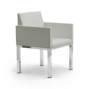 Tre-Di armchair, Armchair for waiting areas