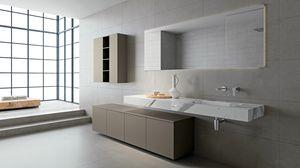 BLUES BL2.03, Complete bathroom furniture