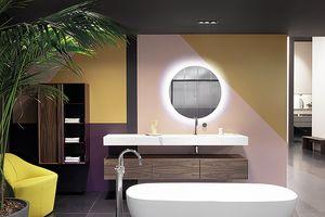 Class 09, Elegant bathroom cabinet