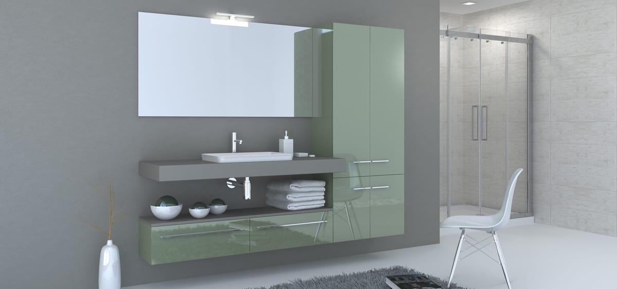 Torana TR 028, Wall cabinet for bathroom