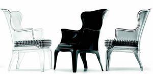 660 Pasha, Plastic armchair