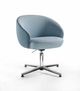 Botero Mignon, Armchair with automatic seat return