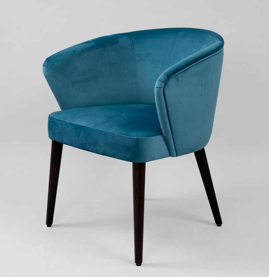 BS447A – Poltrona, Wrapping armchair