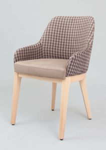 BS449A - Armchair, Armchair covered