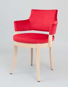 BS453A � Poltrona, Armchair with perforated back