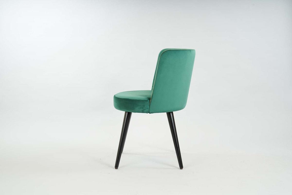 BS461A - Armchair, Fabric armchair