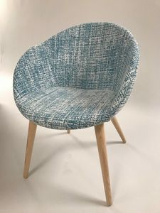 Cloè, Armchair covered in fabric