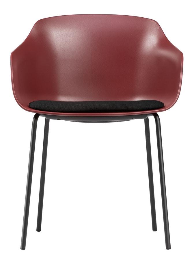 Dame NA, Enveloping armchair