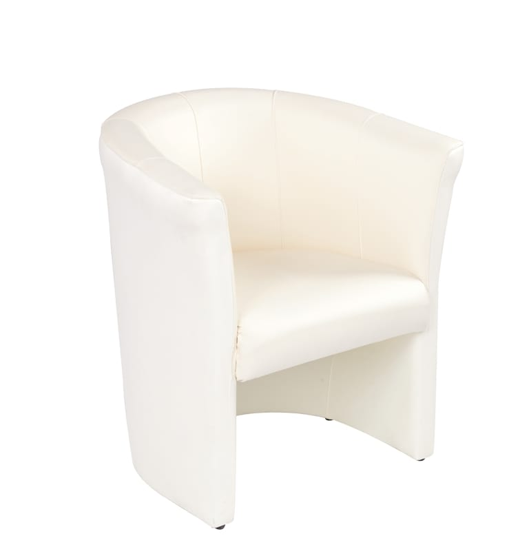 Duca 1, Padded leather armchair