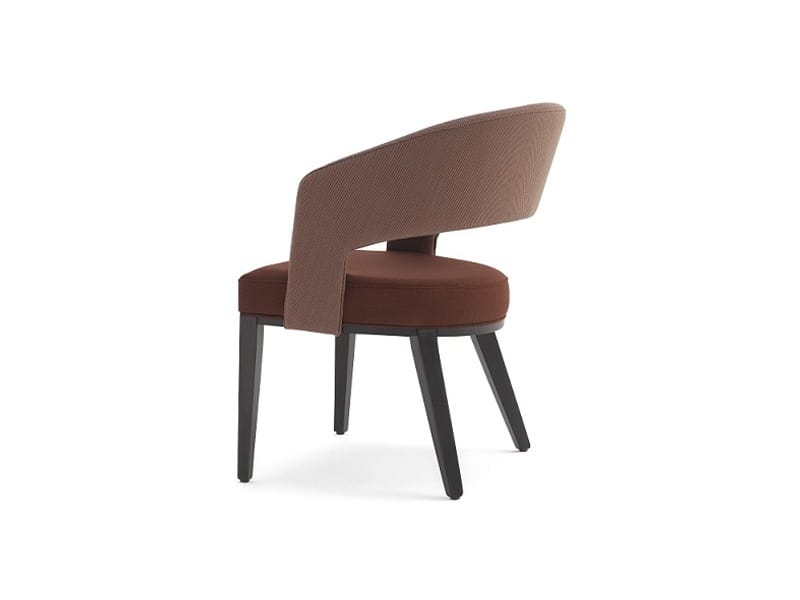 Ellen-P, Upholstered dining chairs with arms