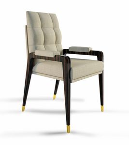Emily, Upholstered dining chair