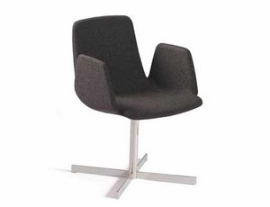 Ics 506CRU, Modern swivel armchair