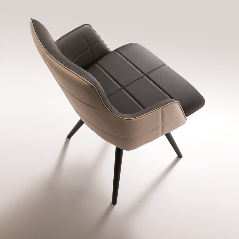 Iris-P, Chair available with different bases