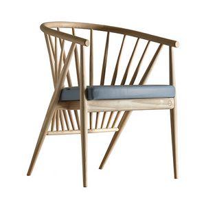 Jenny 3805, Armchair in wood