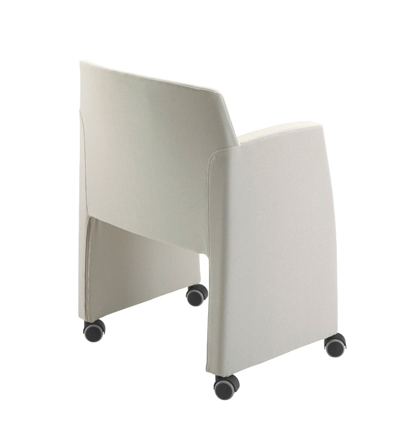Klipp, Multi-purpose armchair for meetings and conferences