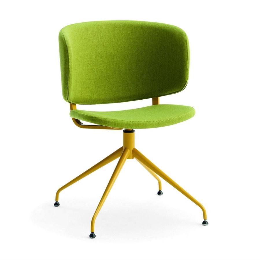 Lola G, Swivel armchair
