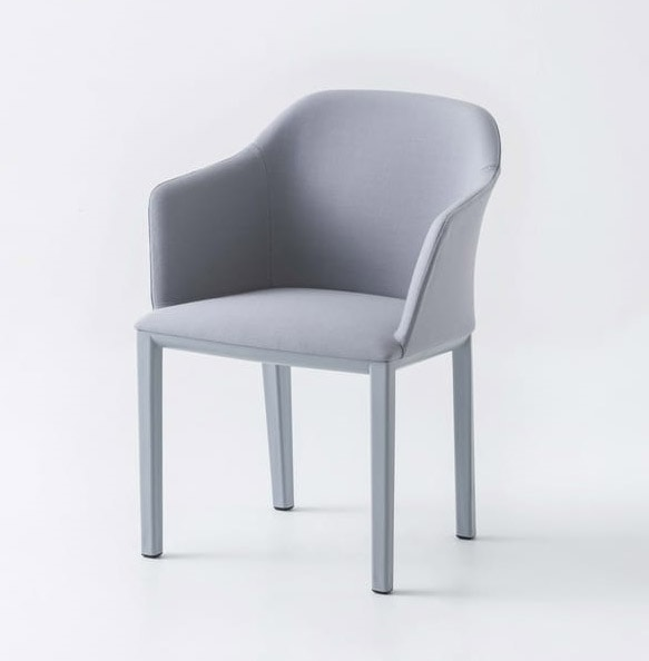 Manaa TP, Armchair in technopolymer for office