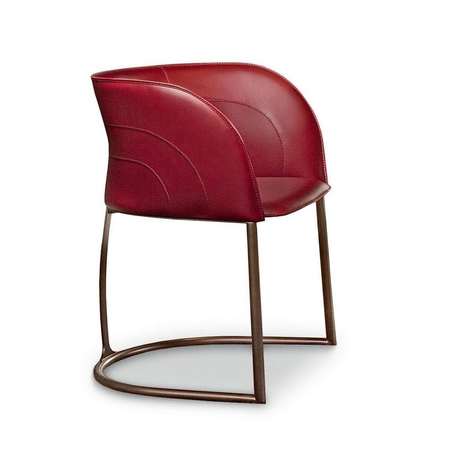 Paloma, Enveloping chair
