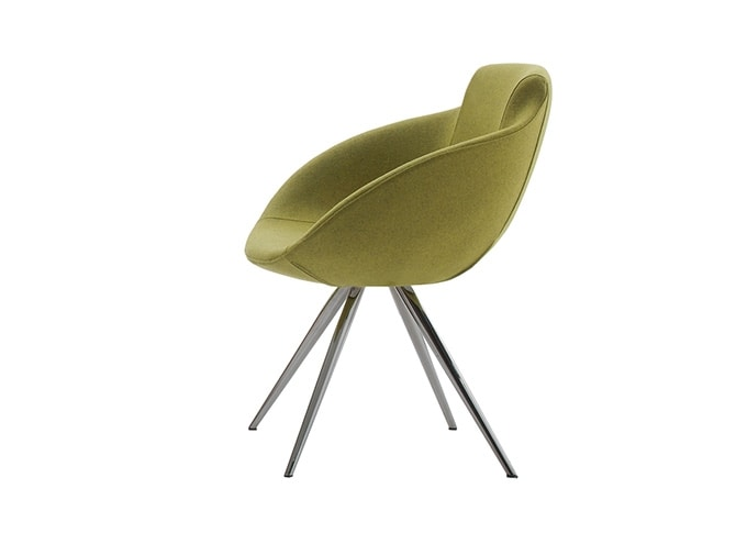 Penelope, Wraparound upholstered chair