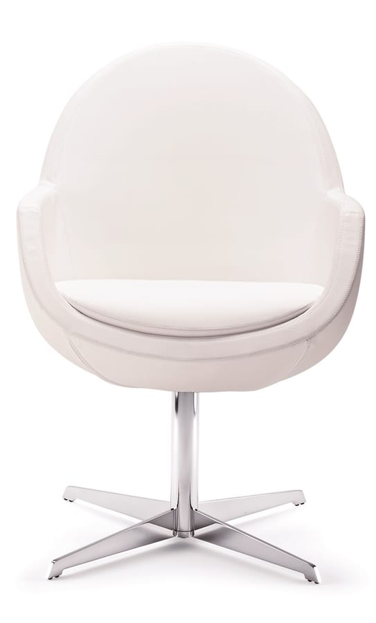 PL 5003, Armchair with swivel seat