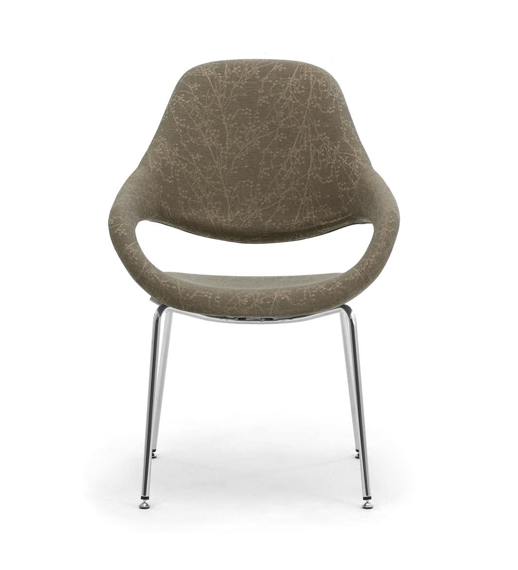 Samba Plus, Comfortable chair with high backrest