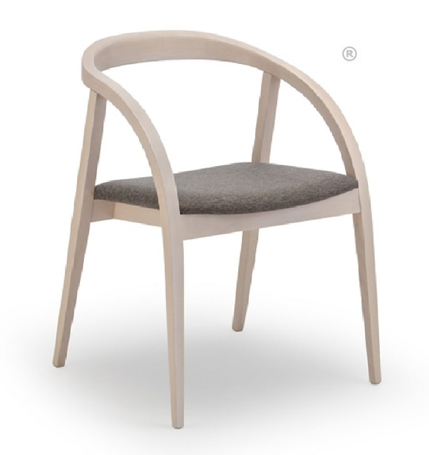 Taima, Armchair with perforated back