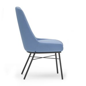 Danielle 03616, Padded metal chair