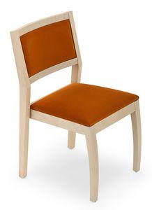 Gamma, Modern wooden chair
