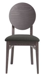 SE 49/W, Chair with medallion backrest